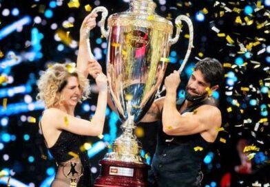 Gilles Rocca e Lucrezia Lando ballano tra le stelle