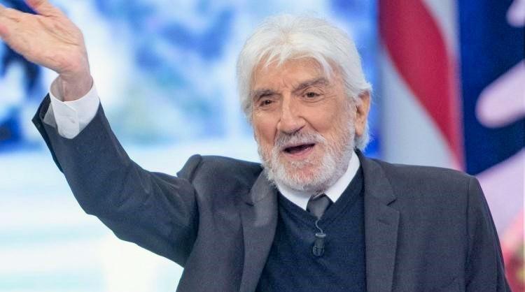 Scompare Gigi Proietti, il Mattatore