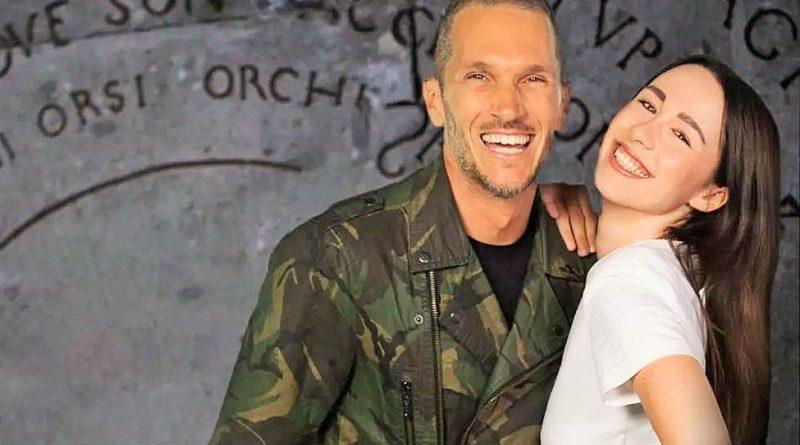 Alvin e Aurora Ramazzotti a Mystery Land su Italia 1